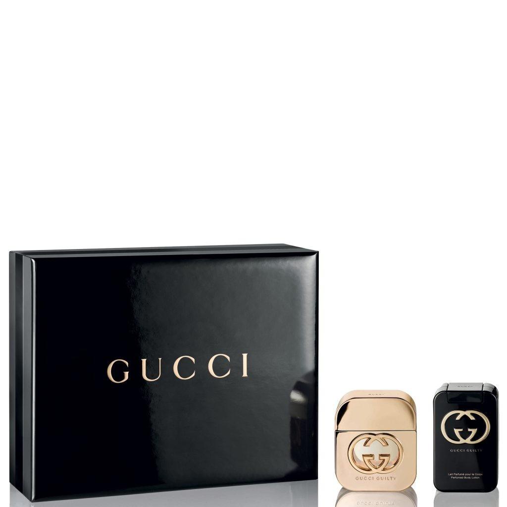 231bfa825a2 Gucci Gucci Guilty Eau De Toilette 50ML Gift Set for her - Kingdom ...